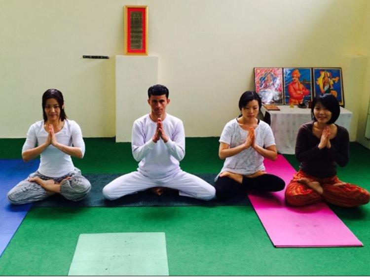 intensive yoga course, 14 days, rishikesh, uttarakhand, india