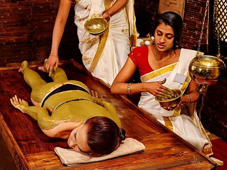 Weight Reduction 22 Days Kumarakom Kerala India Ayuruniverse