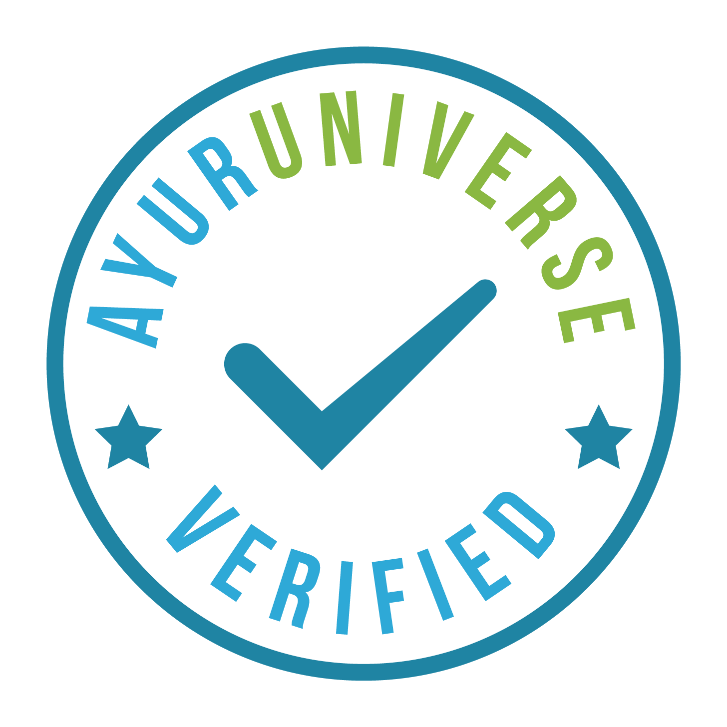 AU Verified Sticker
