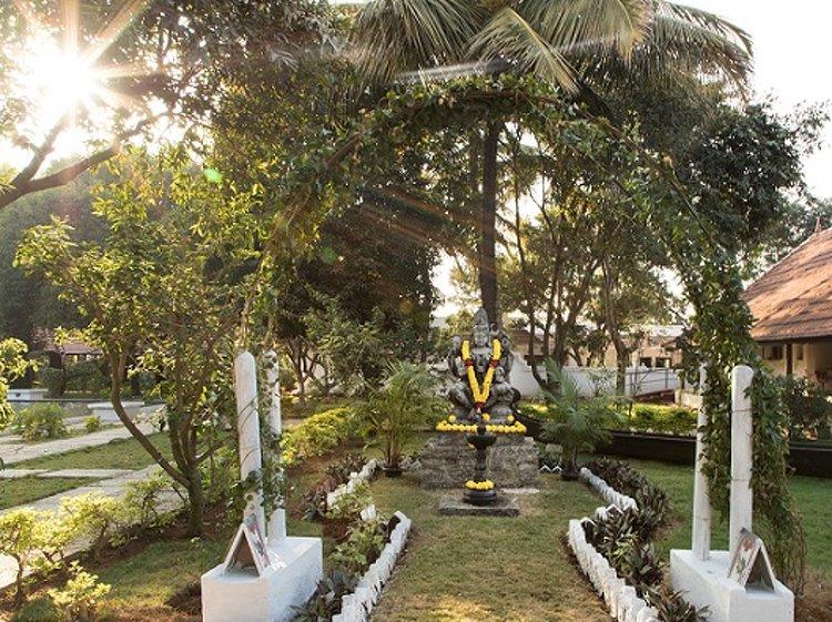 AyurvedaGram Bangalore India 6