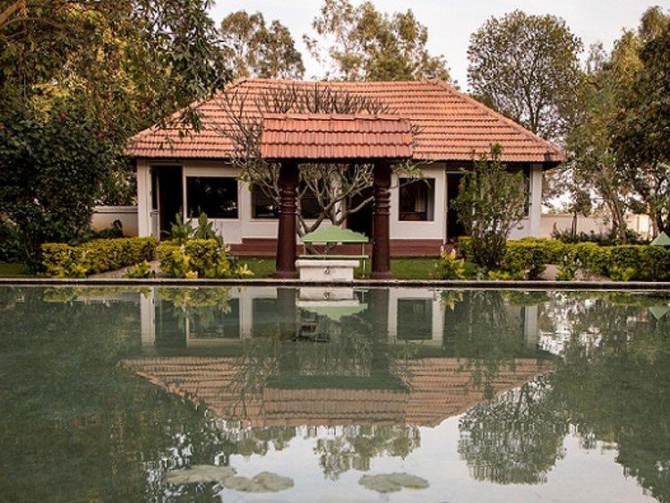 AyurvedaGram Bangalore India 3
