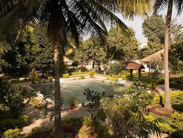 AyurvedaGram Bangalore India 7