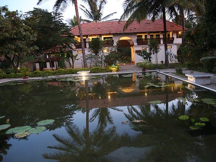 AyurvedaGram Bangalore India 12