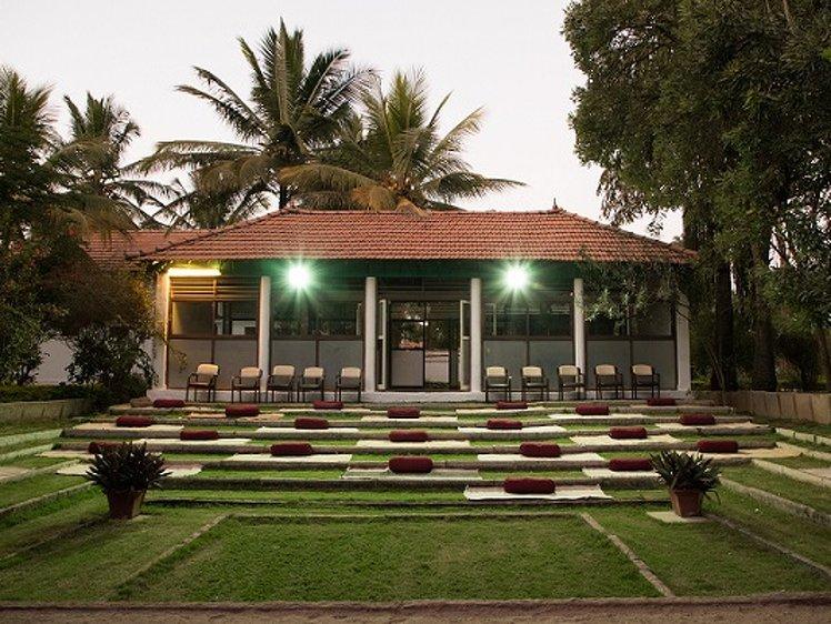 AyurvedaGram Bangalore India 16