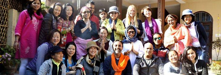 Jeevmoksha Yoga Gurukul Rishikesh India 2