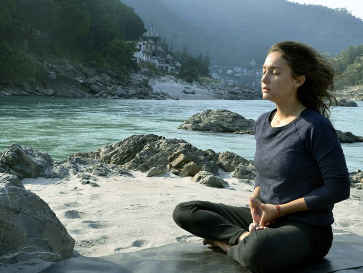 Jeevmoksha Yoga Gurukul Rishikesh India 4