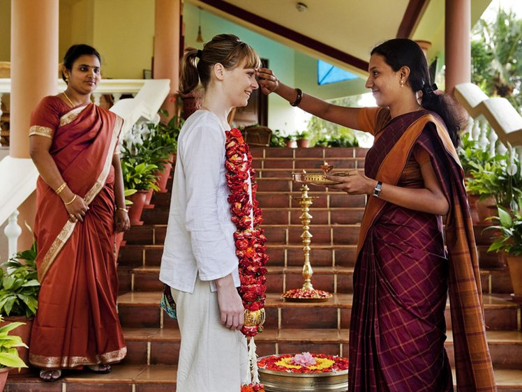Indus Valley Ayurvedic Centre Mysore india 2