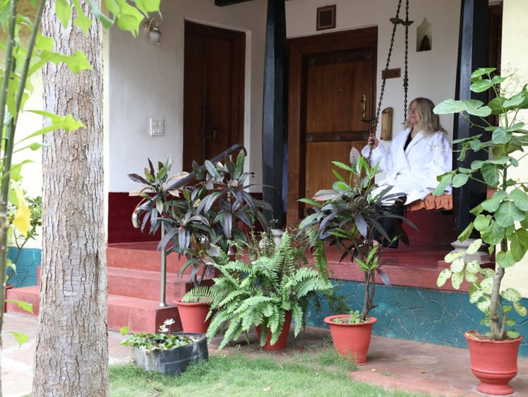 Indus Valley Ayurvedic Centre Mysore india 8