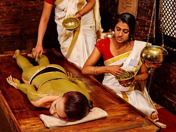 Indus Valley Ayurvedic Centre 21 Nights / 22Days Weight Loss Package