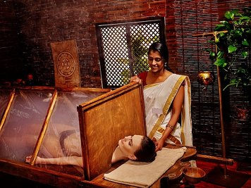 Indus Valley Ayurvedic Centre 13 Nights / 14Days Weight Loss Package