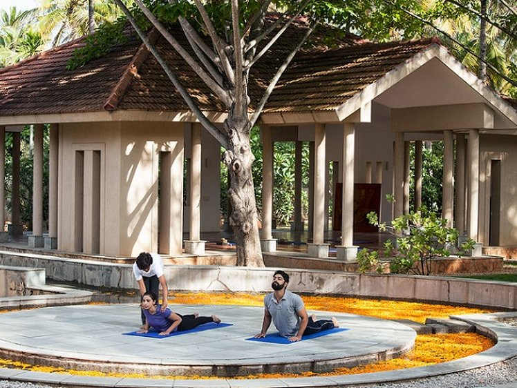 Shreyas Yoga Retreat Bangalore India 5