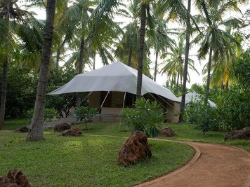 Shreyas Yoga Retreat Garden Tented cottage / Poolside cottage