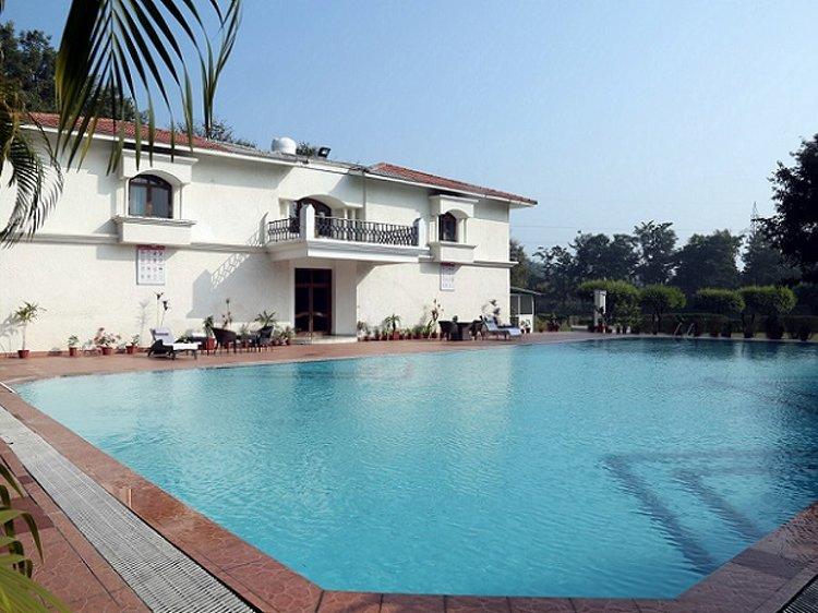 NaturOville Retreat Rishikesh India 8