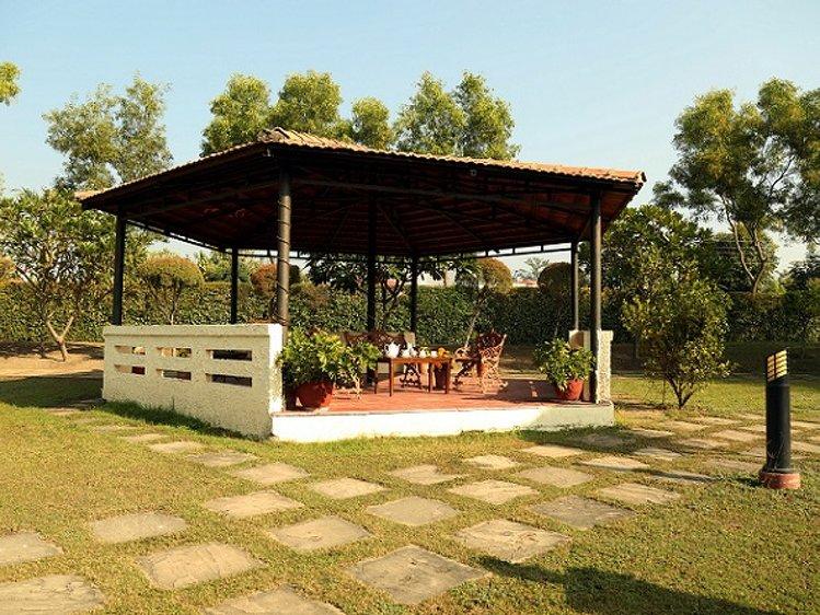 NaturOville Retreat Rishikesh India 17