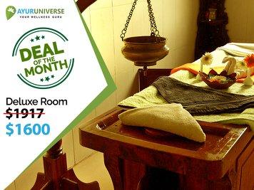 NaturOville Retreat 7 Nights / 8Days Panchakarma Program