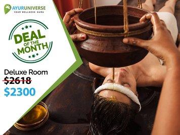 NaturOville Retreat 10 Nights / 11Days Panchakarma Program