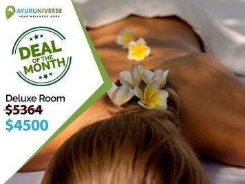 NaturOville Retreat 21 Nights / 22Days Complete Rejuvenation Therapy Program