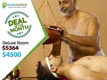NaturOville Retreat 21 Nights / 22Days Panchakarma Program