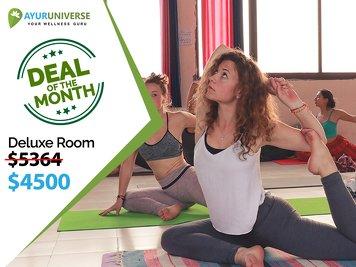 NaturOville Retreat 21 Nights / 22Days Yoga & Meditation Retreat Program