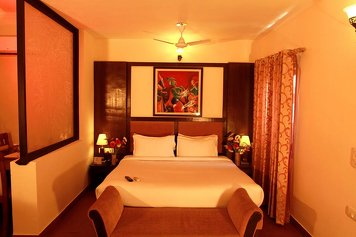 NaturOville Retreat NaturOville Shakti (Ladies Special) Program Super Deluxe Club Room
