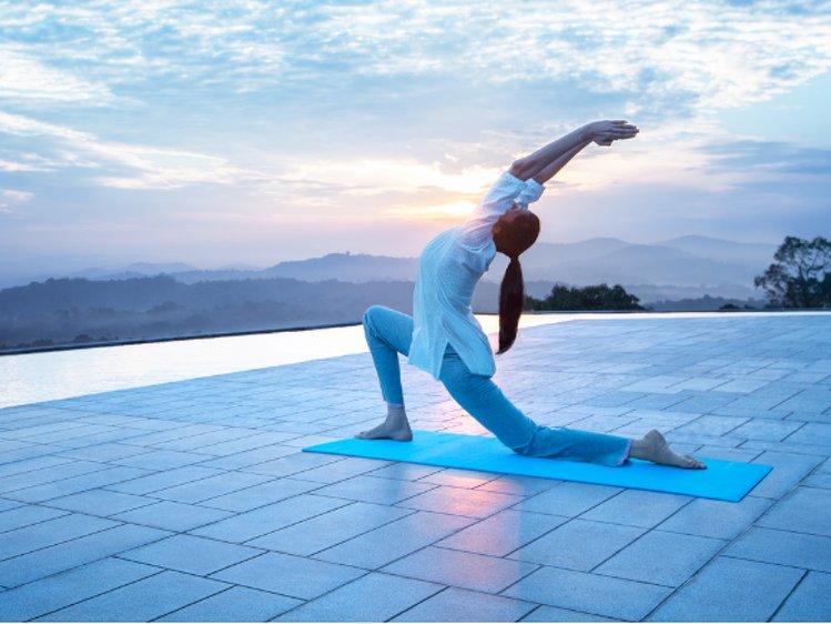 Devaaya Ayurveda and Nature Cure Centre Yoga Retreat 1
