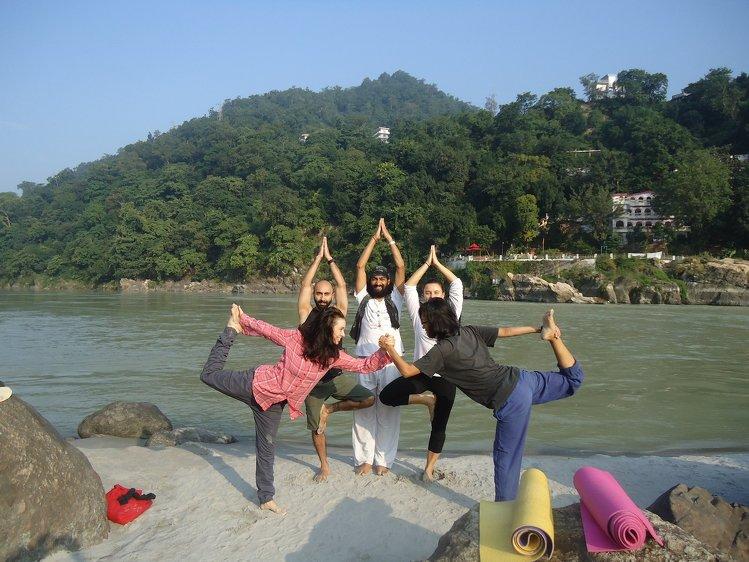 Om Shanti Om Rishikesh India 2