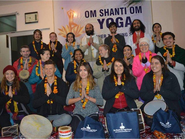 Om Shanti Om Rishikesh India 9