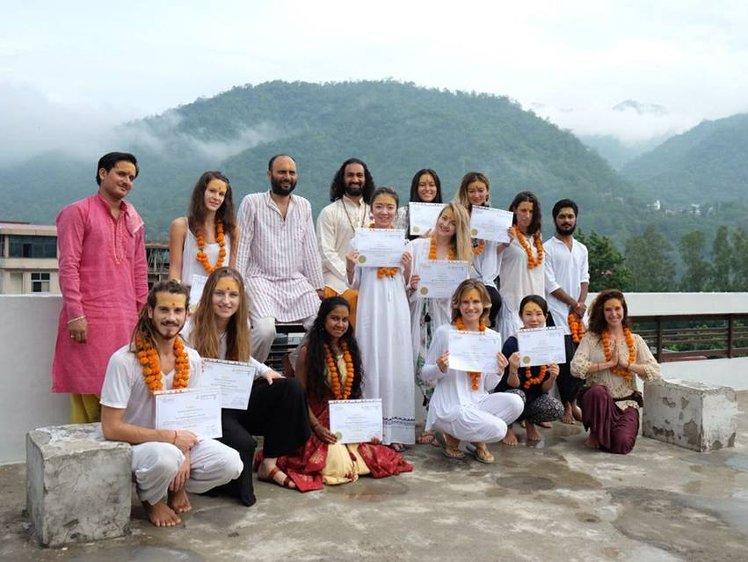 Om Shanti Om Rishikesh India 11