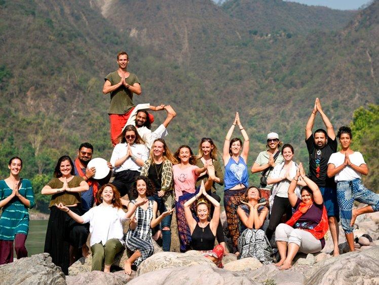 Om Shanti Om Rishikesh India 14