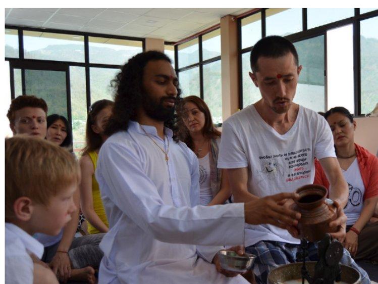 Om Shanti Om 200 Hours Yoga Teacher Training 2