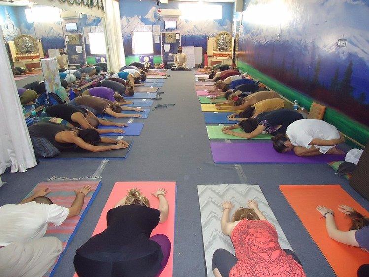 Om Shanti Om 300 Hour Yoga Teacher Training 1