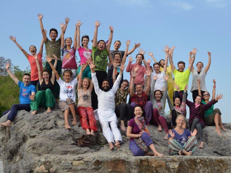 Om Shanti Om 300 Hour Yoga Teacher Training 2