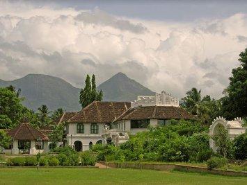 Kalari Kovilakom - The Palace of Ayurveda Palakkad India