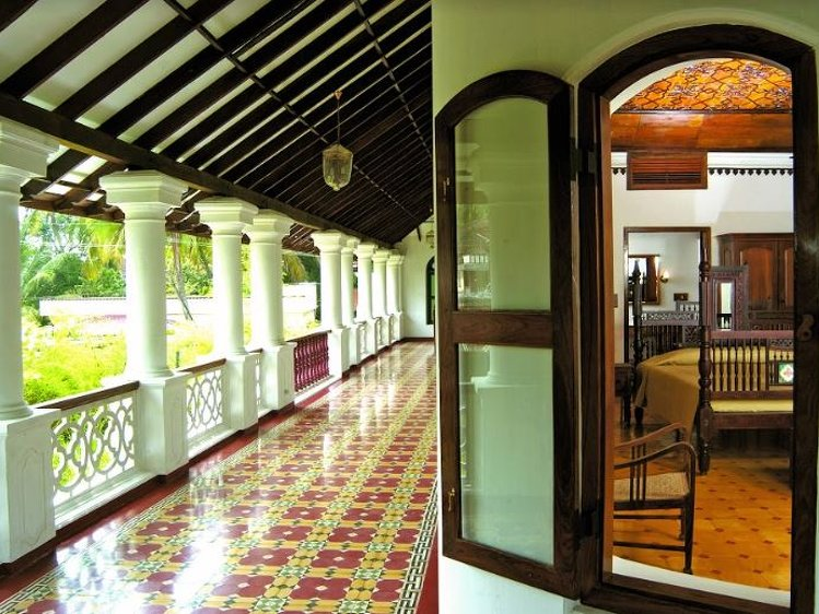 Kalari Kovilakom - The Palace of Ayurveda Palakkad India 4