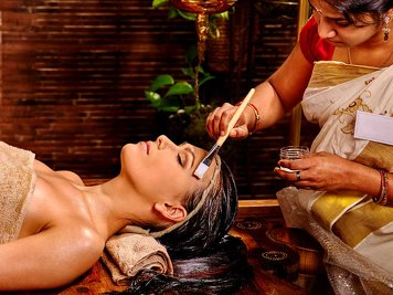 Somatheeram Ayurveda Village Beauty Care Program