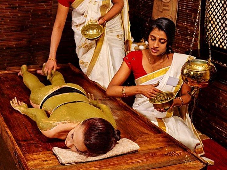 Somatheeram Ayurveda Village Slimming Program 2