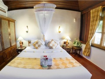 Somatheeram Ayurveda Village Kerala Deluxe Suite A/c