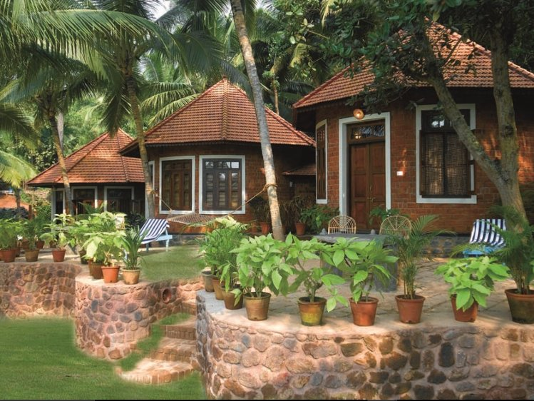 Manaltheeram Ayurveda Beach Village Trivandrum India 2