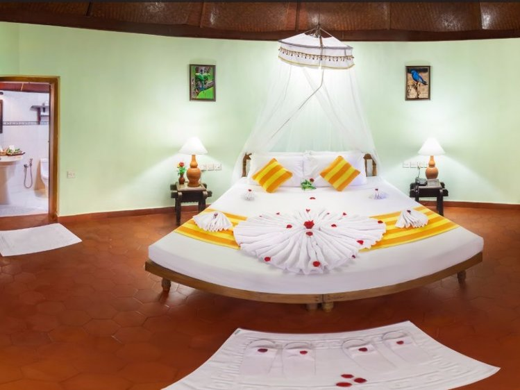 Manaltheeram Ayurveda Beach Village Trivandrum India 5