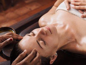 Manaltheeram Ayurveda Beach Village 14 Nights / 15Days Rejuvenation Therapy