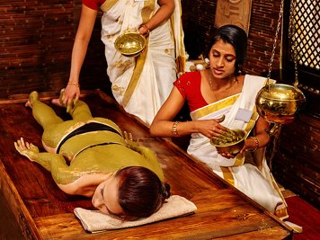 Manaltheeram Ayurveda Beach Village Beauty Care Program