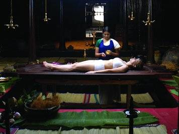 Manaltheeram Ayurveda Beach Village 14 Nights / 15Days Body Purification Therapy