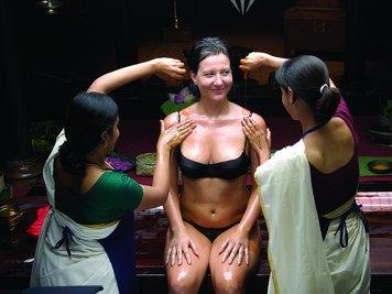 Manaltheeram Ayurveda Beach Village Body Immunization / Longevity Treatment (Kayakalp Chikilsa)