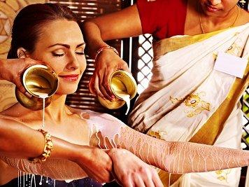 Manaltheeram Ayurveda Beach Village 8 Nights / 9Days Rejuvenation Therapy