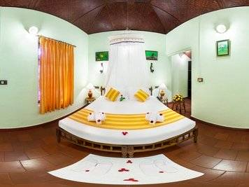 Manaltheeram Ayurveda Beach Village Rejuvenation Therapy Standard Room