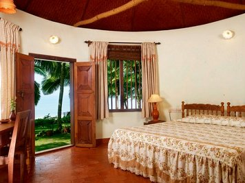 Manaltheeram Ayurveda Beach Village Rejuvenation Therapy Special cottage