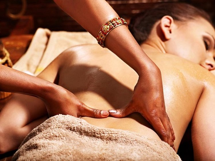 Raha Bamboo Lagoon Ayurveda Village Healthy Spine Care Program 2