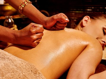 Punarnava Bamboo Lagoon Ayurveda Village 6 Nights / 7Days Healthy Spine Care Treatment Program