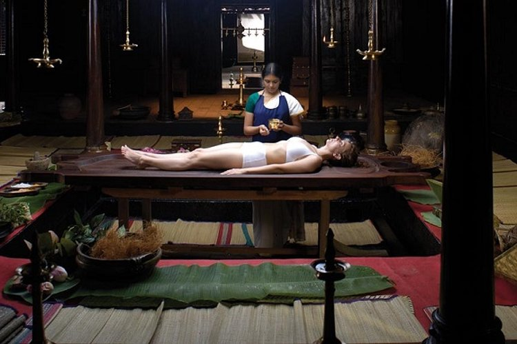 Raha Bamboo Lagoon Ayurveda Village Body Purification Therapy 2