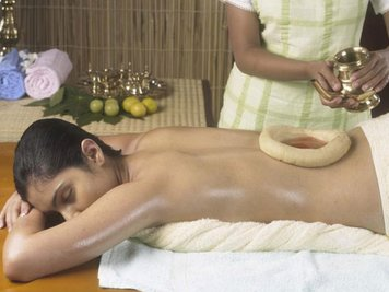 Kandamkulathy Ayursoukhyam Resort 13 Nights / 14Days Spine Care Package